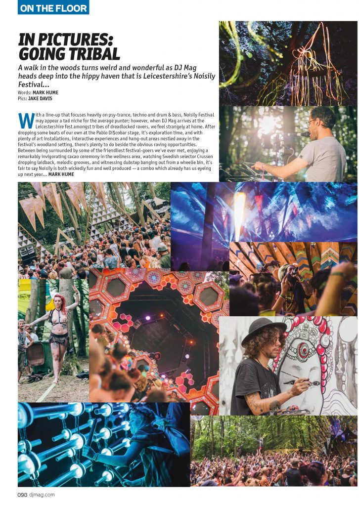 Noisily Festival 2018 - DJ Mag Review
